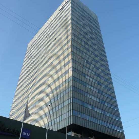 Façana de l'Edifici del Radisson Blu Royal Hotel Copenhagen