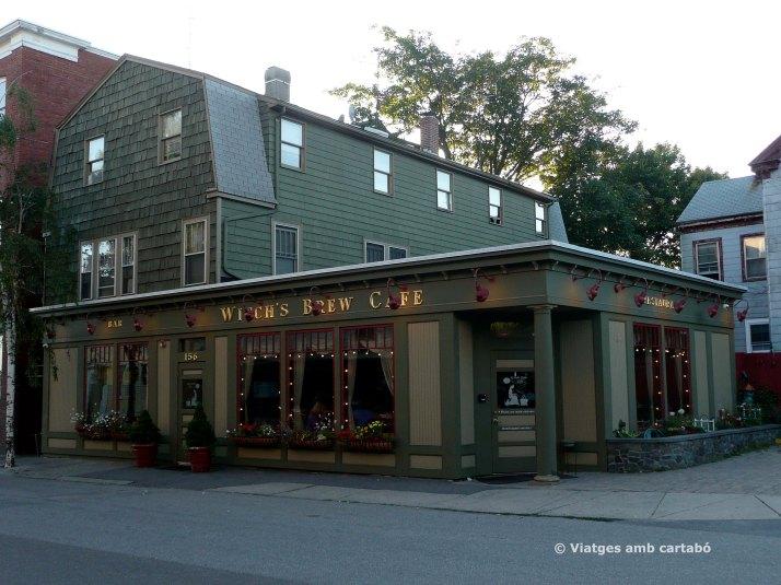 Cerveseria de bruixes a Salem
