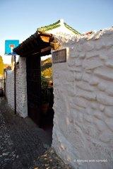 Entrada al Huerto de Juan Rana