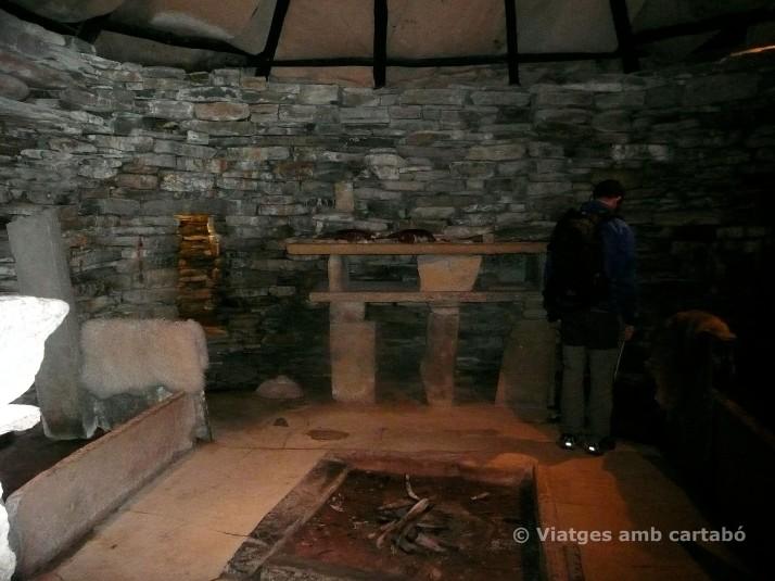 Interior Casa Skara Brae