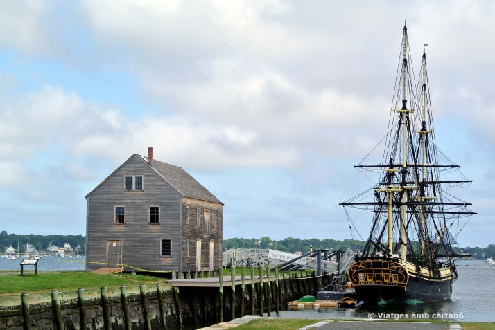 Port històric de Salem