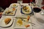Primer plat Restaurant Mirador Carmen de Aixa