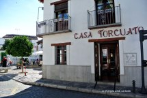Restaurant Casa Torcuato a l'Albaicín