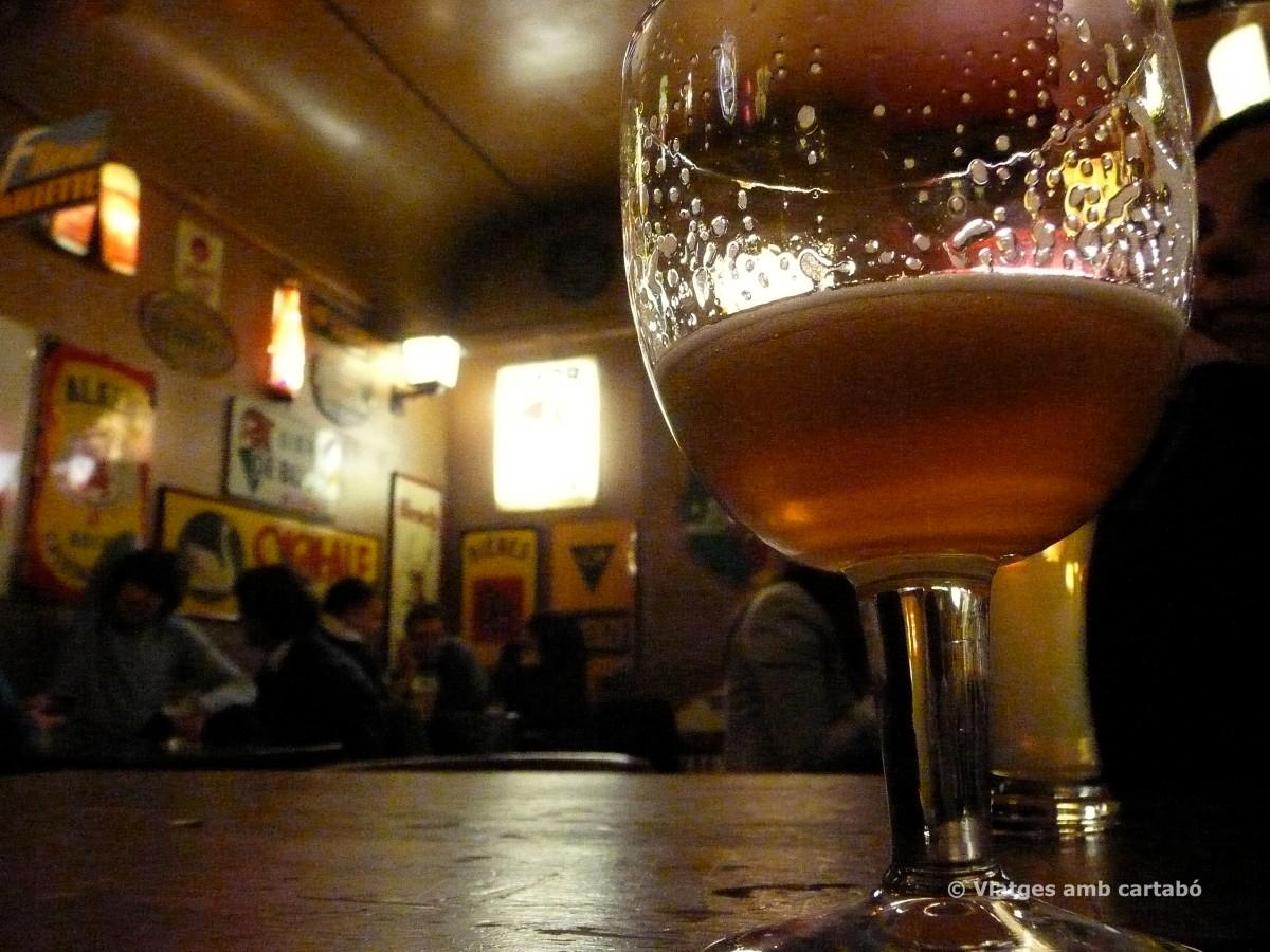 Bars, cafès i restaurants a Brussel·les