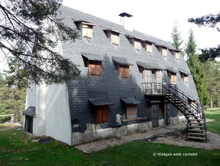 El Xalet de Catllaràs d'Antoni Gaudí
