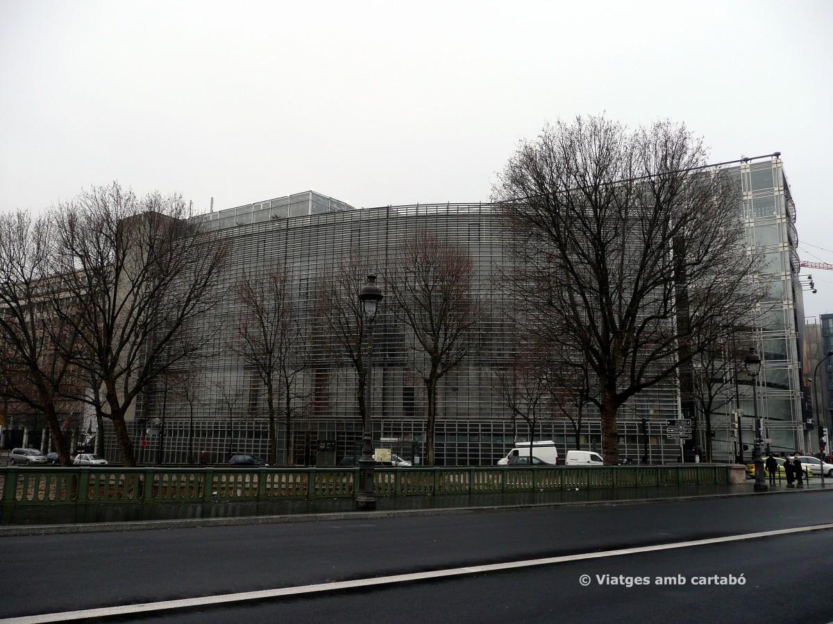 L'Institut del Món Àrab de Jean Nouvel