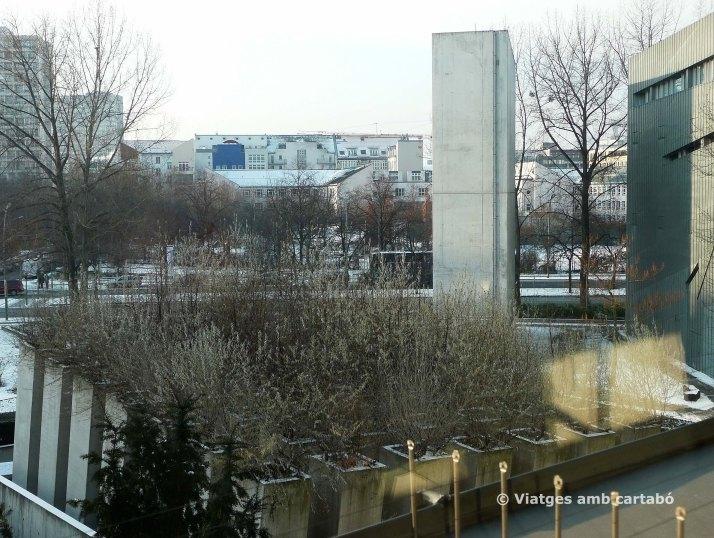 Jardí de l'Exili Museu Jueu Berlín