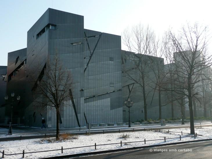 Jewis Museum Berlín de Daniel Libeskind