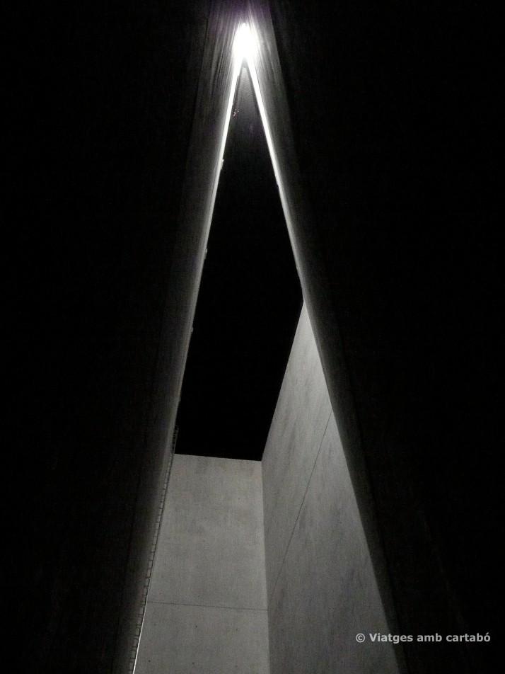 La Torre de l'Holocaust del Museu Jueu de Berlín