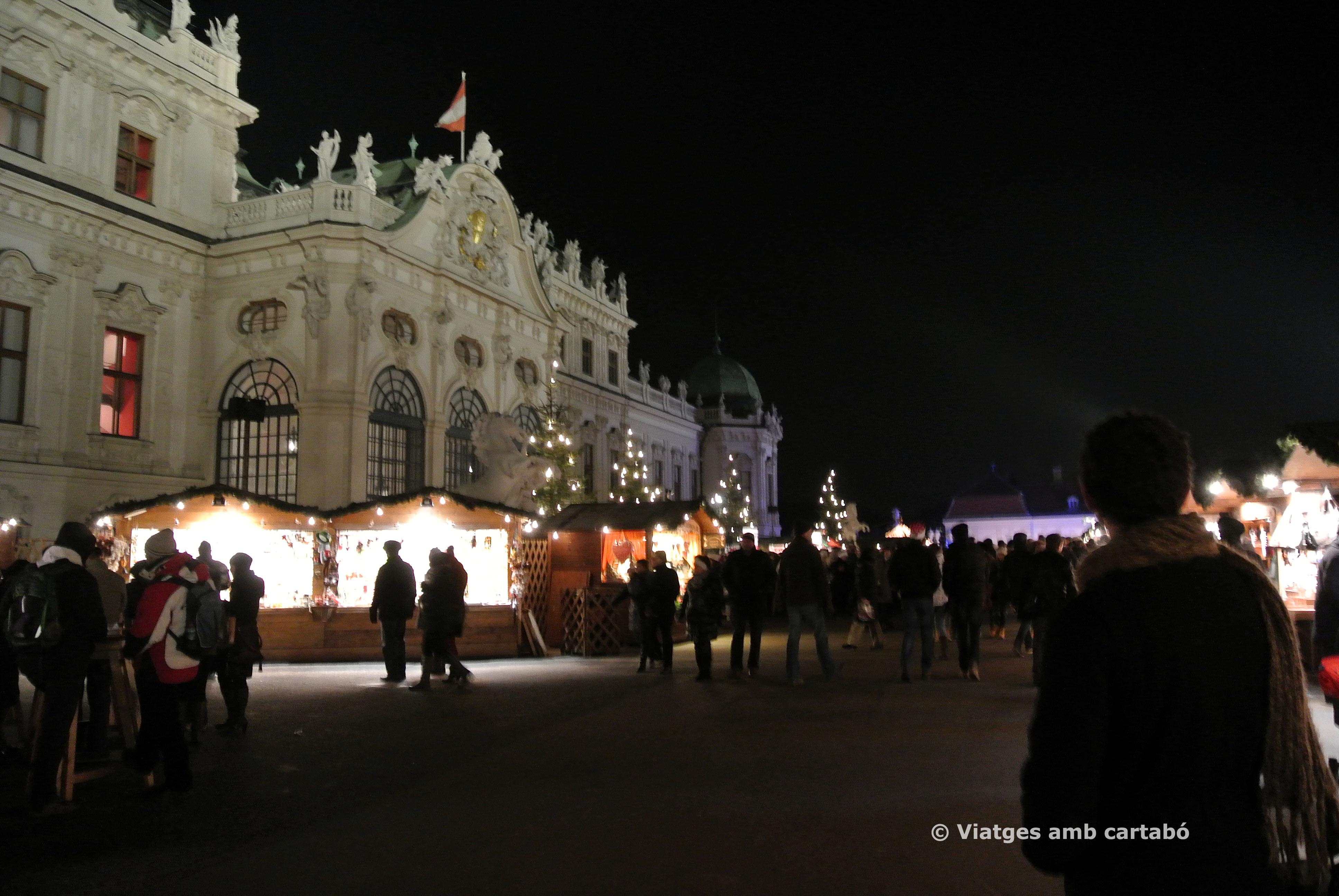 Mercat Nadal Belvedere