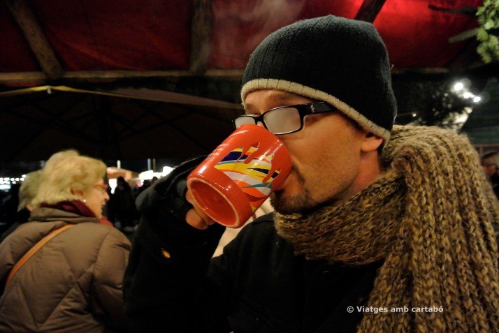 Mercat Nadal Belvedere Glüwein