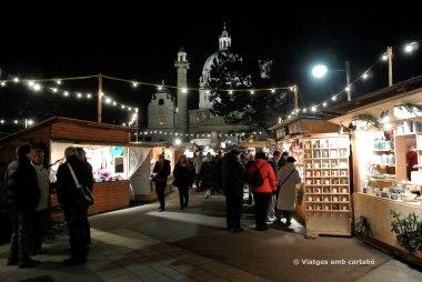 Mercat Nadal Karlskirche