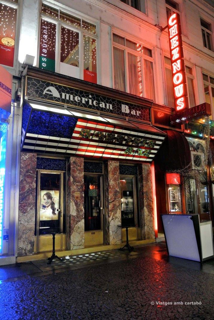 Loos American bar