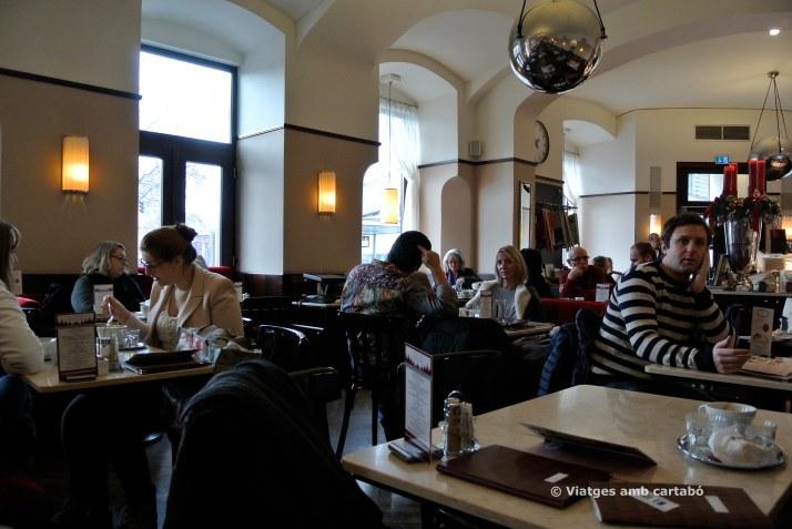 Cafe Museum interior 2