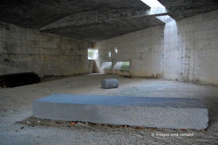 Capella Espai central Cementiri Igualada