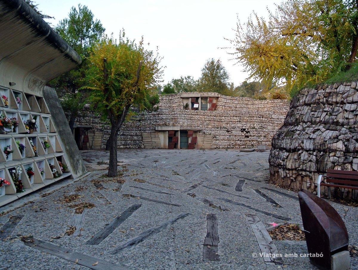El Cementiri d'Igualada d'Enric Miralles i Carme Pinós