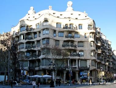 La Pedrera d'Antoni Gaudí