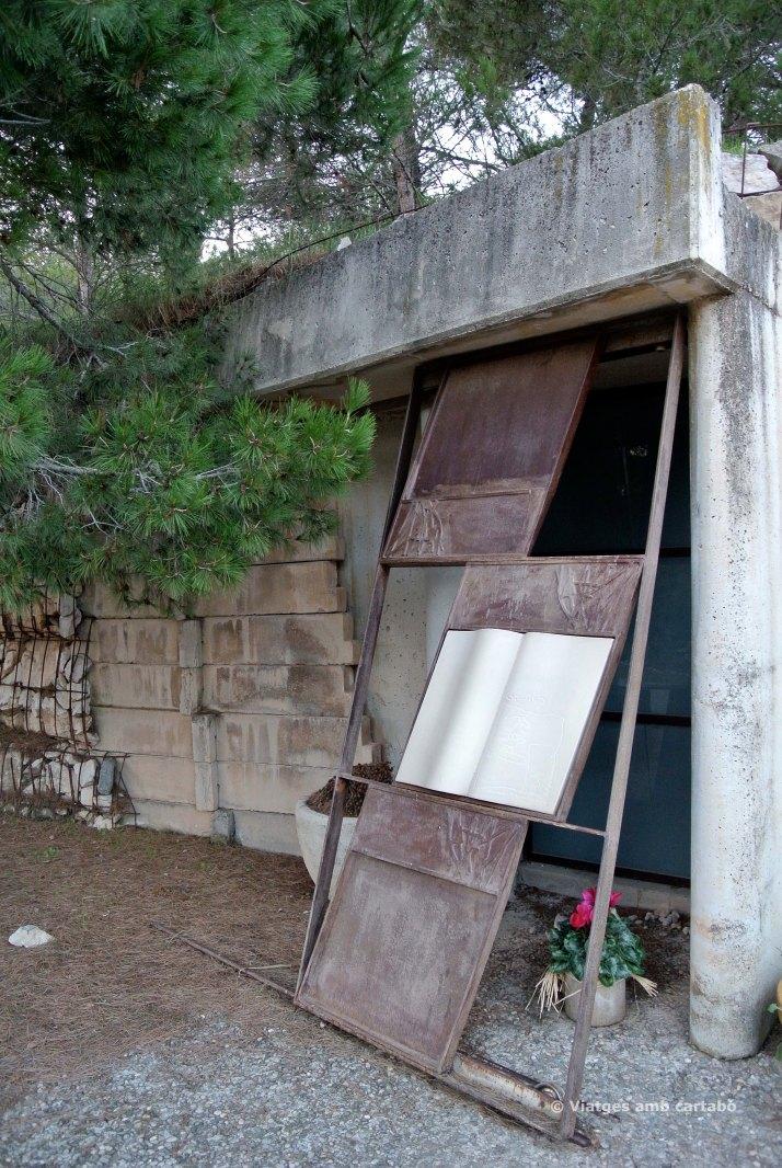 Mausoleu Enric Miralles Cementiri Igualada