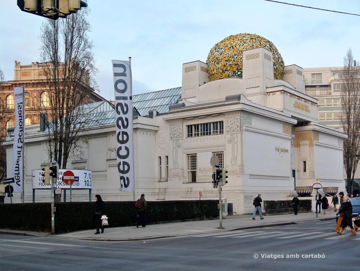 Secession: l'origen del modernisme a Viena