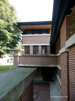 The Robie House passadissos