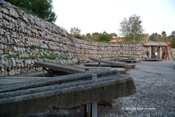 Tombes Detall Cementiri Igualada