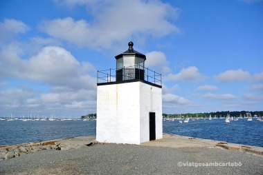 Derby Wharf Lighthouse, Salem