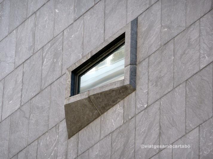 Finestra detall Whitney Museum