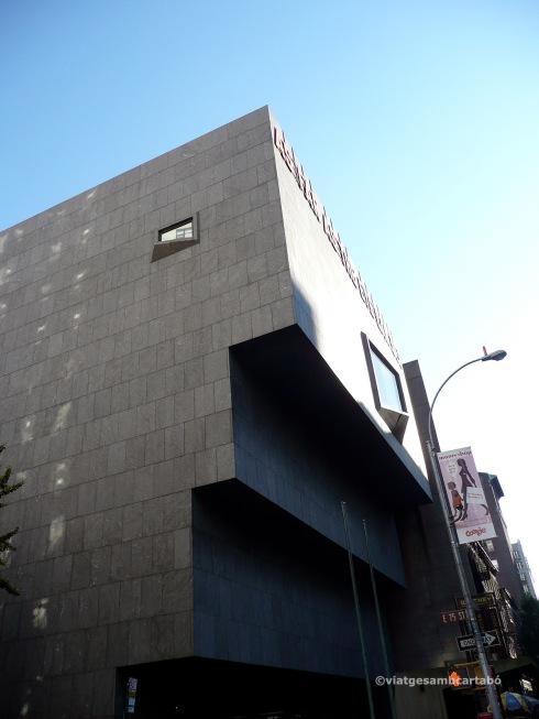 Whitney Museum façana