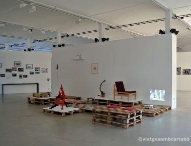 Can Felipa Sala Exposicions Cas d'Estudi