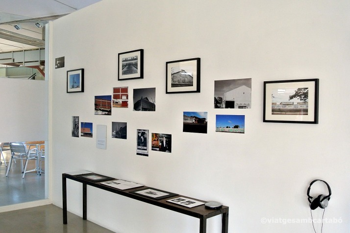 Exposició Cas d'Estudi Ciudad (Poblenou) sin cine d'Aymara Arreaza
