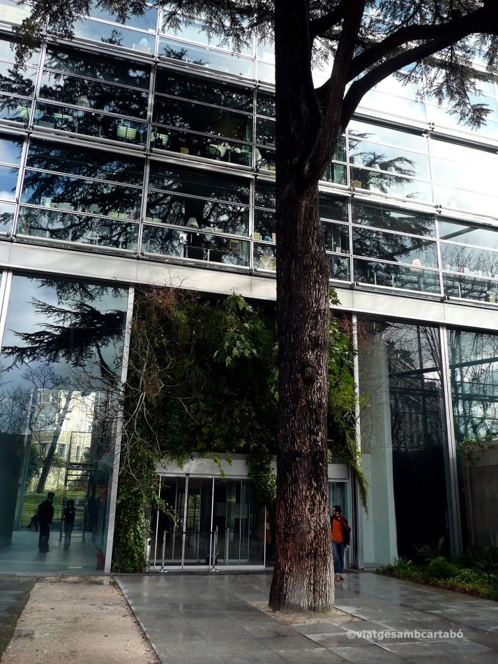 Fondation Cartier Paris porta