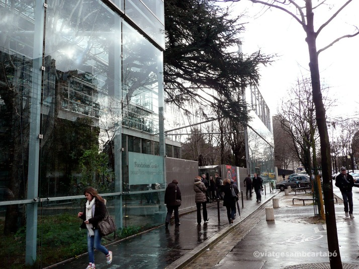 Fondation Cartier Paris