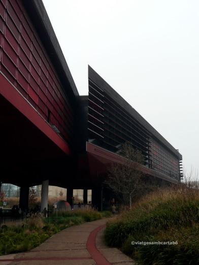 Musée du Quai Branly edificis