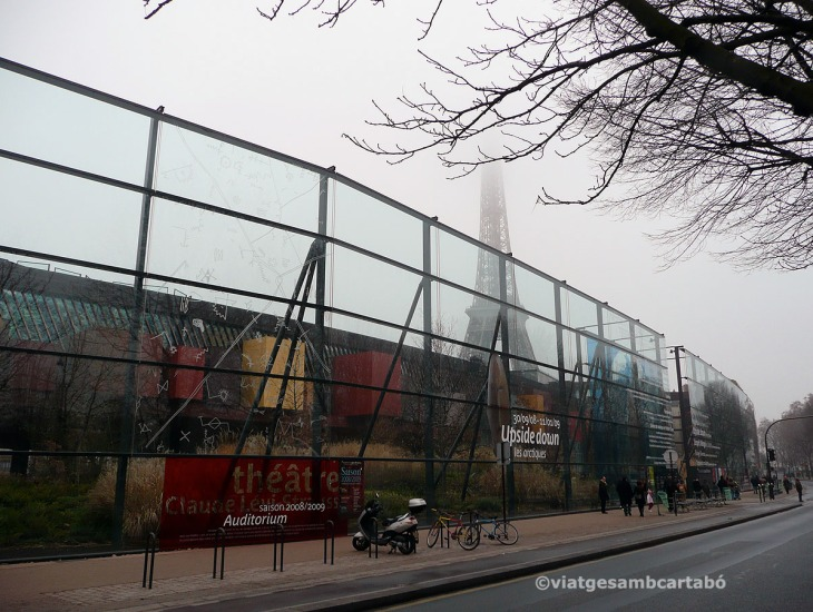 Musée du Quai Branly exterior