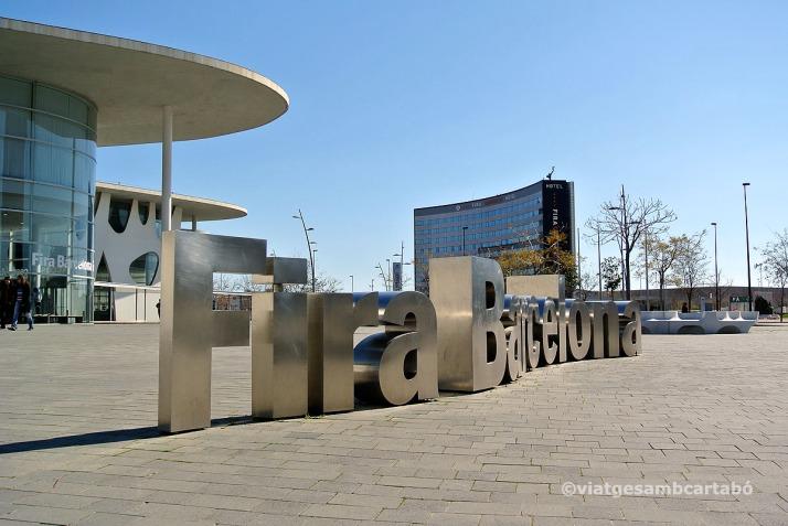 Toyo Ito Fira de Barcelona Accés