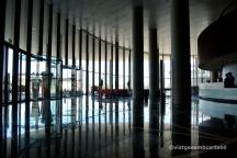 Toyo Ito Hotel Porta Fira Vestibul