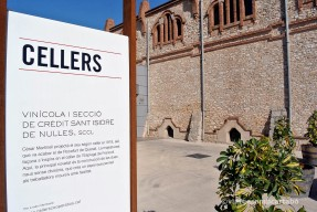 Celler Cooperativa Nulles cartell