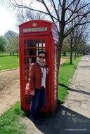 Londres Cabina de Telèfon