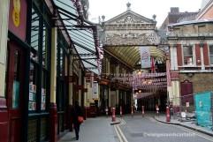 Londres Sant Jordi a Leademall Market