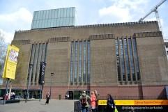 Londres Entrada principal Tate Modern