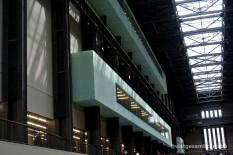 Londres Tate modern detall sales descans