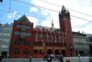 Ajuntament Basilea