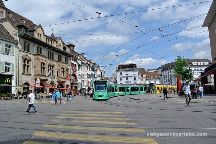Basilea tramvies