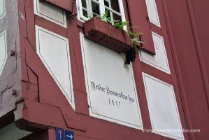 Cases antigues Basilea data