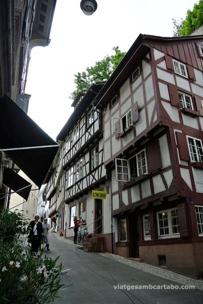 Cases antigues Basilea