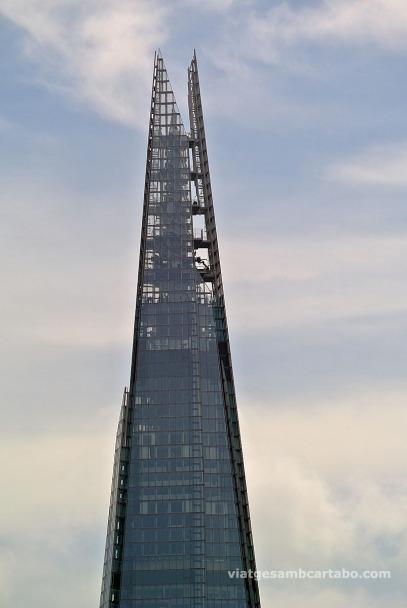 The Shard Capdamunt-Top
