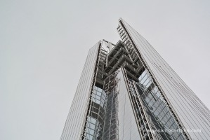 The Shard de Renzo Piano Capdamunt