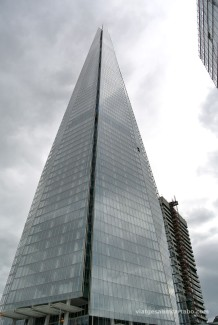 The Shard Façana Oest