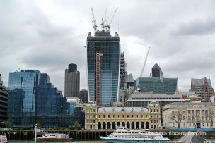 The Walkie Talkie de Raphael Viñoly