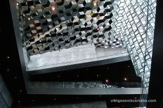 Espectacular sostre creat per Olafur Eliasson